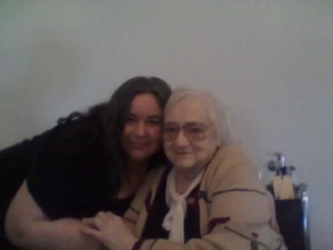 My Mommy. Wish she was still with us.