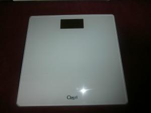 The New Ozeri Precision Digital Bath Scale (400 Lb Edition)