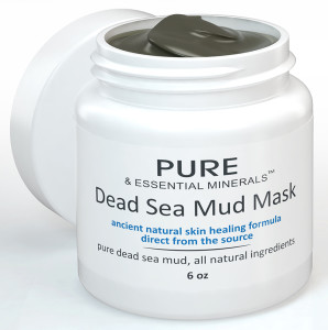 Dead Sea Mud Facial Mask #deadseamudmask