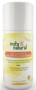 Insta Natural Age Defying Moisturizer Cream #antiaging