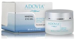 Adovia Mineral Eye Gel #adovia