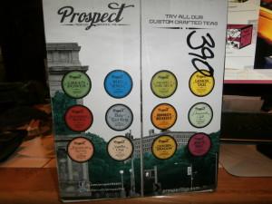 Prospect Tea #prospecttea