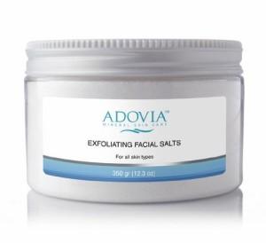 Adovia Exfoliating Facial Sea Salts #adovia