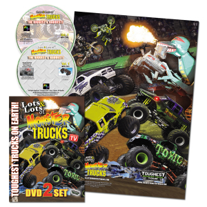 Monster Trucks #lotsofmonstertrucks