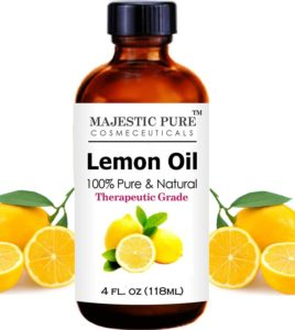 Majestic Pure #LemonOil