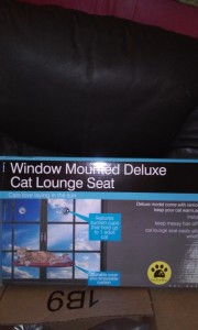Deluxe Window Cat Seat #sunnyseat