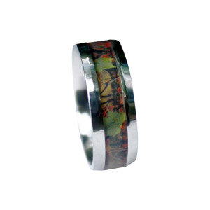 Camo Ring  #AntlerRings