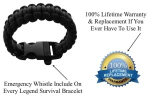 Survival Bracelet #LegendSurvivalBracelet