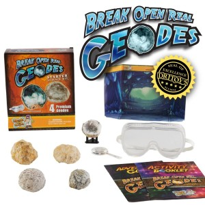 Real Geodes #DiscoverWithDrCool