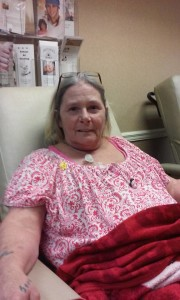 first chemo